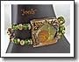 Jool's Pumpkin Tile Bracelet