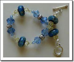 Grecian Waters  Bracelet