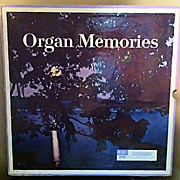 "Vintage ""Organ Memories"" 4 Vinyl Record Set by Reader's Digest  & RCA"