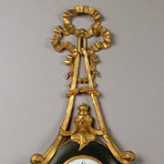 1920's  Louis XVI Style Wall Clock