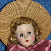 "SALE Nancy Ann Style Show 18"" Doll All Original Breath of Spring Exc Cond"