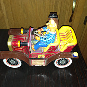 Smokey Bill metal car Circa 1960's Made by the TN