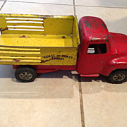 REDUCED A.C. Williams Company Coast To Coast Truck 1940's 141/4 Inches Pressed ...