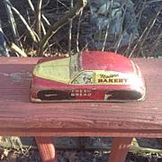Courtland # 4000 Bakery Car 1940's