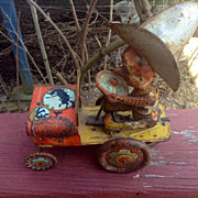 1940 s Rodeo Joe by Marx Toy Company Rustic