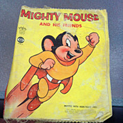 Terrytoons Mickey Mouse and His Friends Comic Book 1957