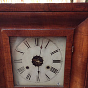 SOLD Antique Seth Thomas OG Weight Clock 1870