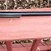 SOLD The Sniper Pistol by Hubley **22 Inches Long