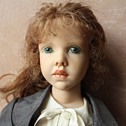Amadine by French Doll Artist, Heloise, 24�