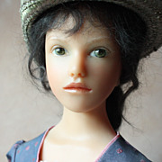 Estelle by French Doll Artist Heloise, 25�