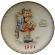 Hummel Plates 1973 and  1980