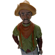 Lionstone Whiskey Decanter Belly Robber