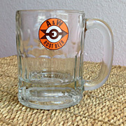 Vintage Advertising Collectible A & W Small Root Beer Mug