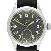 1940s Timor WW2 British Military Watch