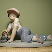 Lladro All Aboard Collectors Society 7619