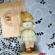 1989 Enesco Porcelain Figurine in Box