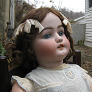 Simon Halbig Antique Doll