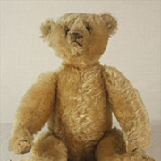 Antique Steiff Teddy Bear c1908