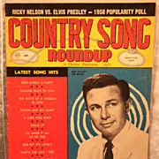 January 1959 Country Song Roundup Magazine