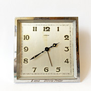 Vintage 1960s German Wall Alarm clock/Made in Germany/Kienzle/Alarm clock / Retro alarm clock