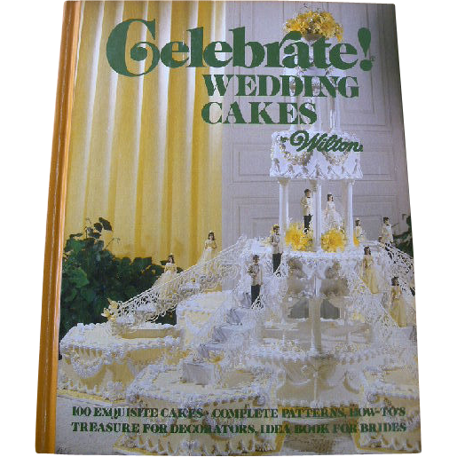 Wilton Cake Decorating Course 1 Book Download : Image Wilton Wedding Cake Decorating Book Download