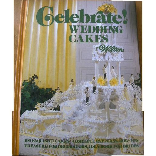 Image Wilton Wedding Cake Decorating Book Download