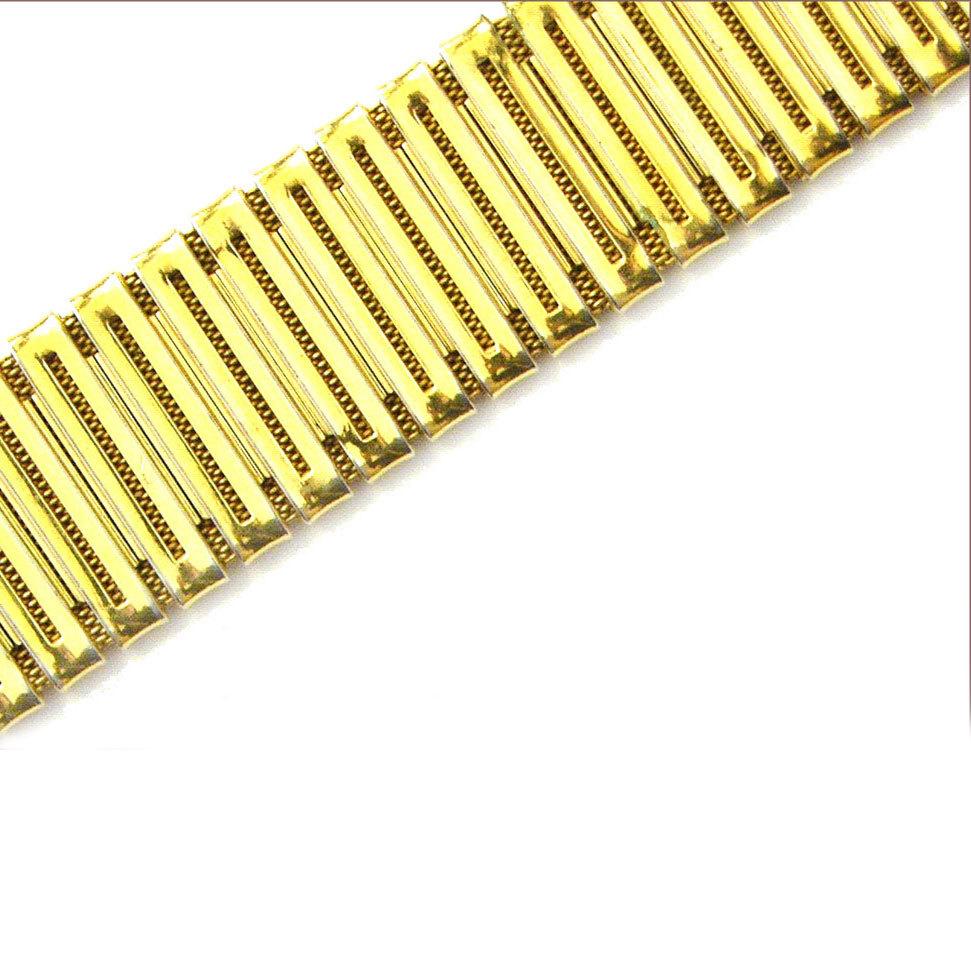 bracelet grosse germany gilt c 1961 made in germany signed from jahrhundertwende on ruby lane. Black Bedroom Furniture Sets. Home Design Ideas