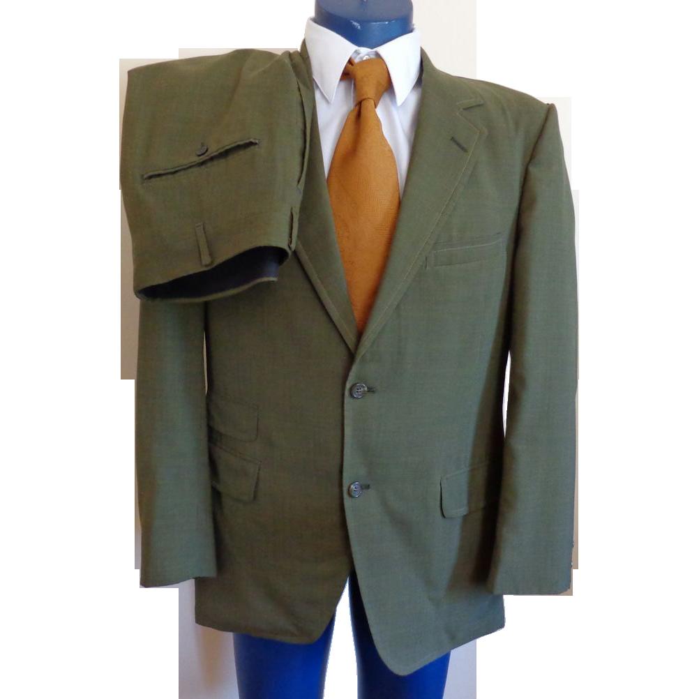 Mens Green Suit Jacket Men 39 s Olive Green Suit Warren