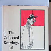 SOLD C1967 The Collected Drawings of Aubrey Beardsley Illustrated Book