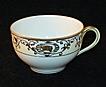 Nippon Hand Painted Gold Decorated Cup Replacement Circa 1891-1921