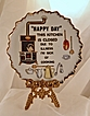 Vintage Happy Day Kitchen is Closed Plate Japan