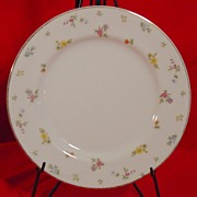 Wellin China-Made in Japan -'Margaret' Bowl  Bread Plate