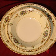 Beautiful Steubenville Platter and Bowl