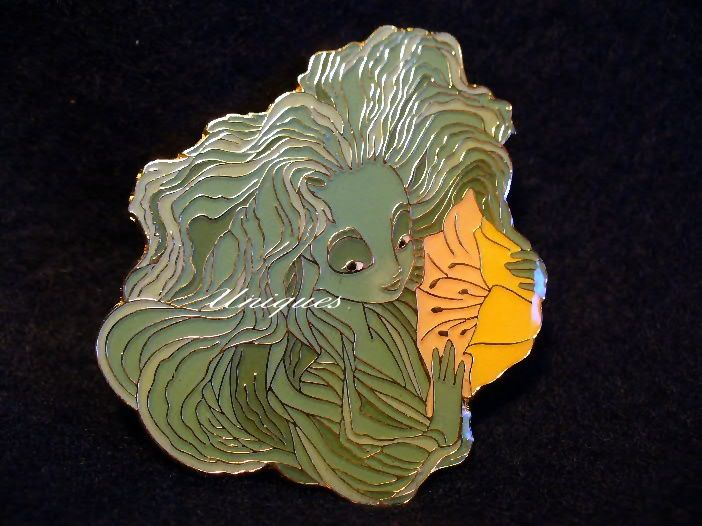 Walt Disney Fantasia Limited Edition Firebird Suite Sprite Pin