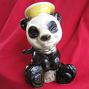 Vintage Goebel Chinese Panda Ceramic Figurine West Germany