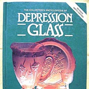 Collector's Encyclopedia of Depression Glass  by Florence 9th Edition