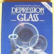 Collector's Encyclopedia of Depression Glass by Florence 7th Edition