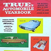 True's Automobile Yearbook, Number 5 Review of 1957 Cars