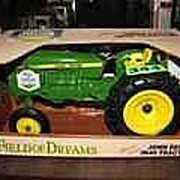 "Vintage ERTL 1990 ""Field of Dreams"" John Deere 2640 Die Cast 1/16 Scale Farm ..."