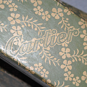 Vintage Cartier Box Set, c.1940