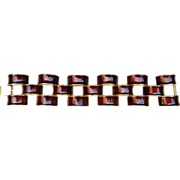 JAY FEINBERG -signed vintage runway bracelet