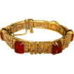 Fabulous Rhinestone Encrusted Bangle