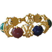 Bold Vintage Status Bracelet