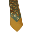 Gucci- Vintage Men's Tie Horse Bit Pattern