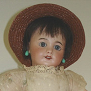 SOLD Wonderful G-L Bleuette Doll Hat 1939