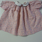 Cute Vintage Dress For A Baby Doll Of Composition Etc.