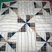 Pinwheel Doll Quilt