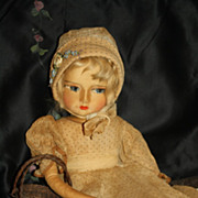 SALE Original Blossom Child Boudoir Doll