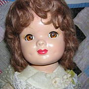 REDUCED 17 in. All Original Eugenia Doll