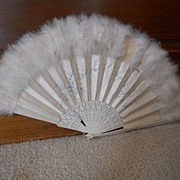 SALE Gorgeous Wedding Fan
